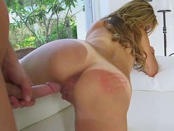 Fucking a big ass girl with socks on