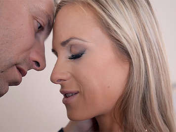 Sensual Psychologist from East of europe Seduces, with Foot Fetish to her Lover