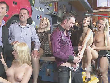 European Orgy, Let The Boys Join The Party,