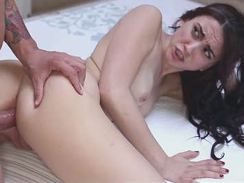 Anal Lessons From Her Step Brother